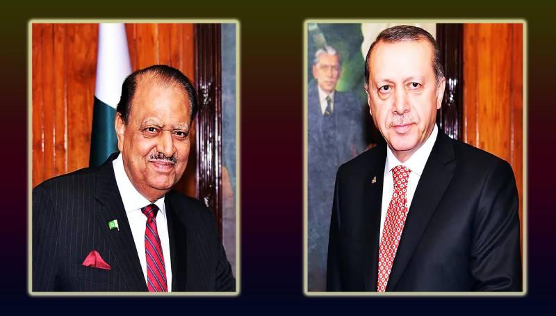 Turkish President Erdogan calls President Mamnoon discuss Jerusalem as Israel's capital