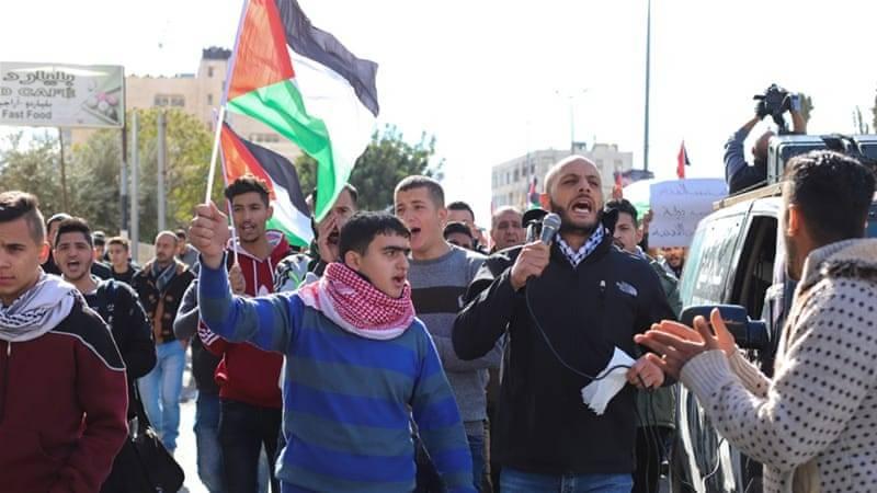 Palestinians 'ready to sacrifice' for Jerusalem