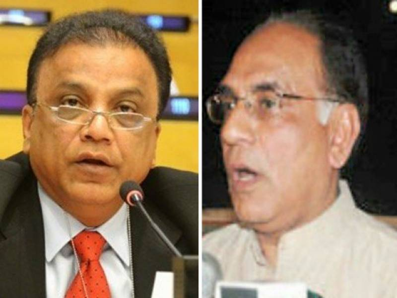 Babar Ghauri, Shamim Siddiqui leave Altaf-led MQM