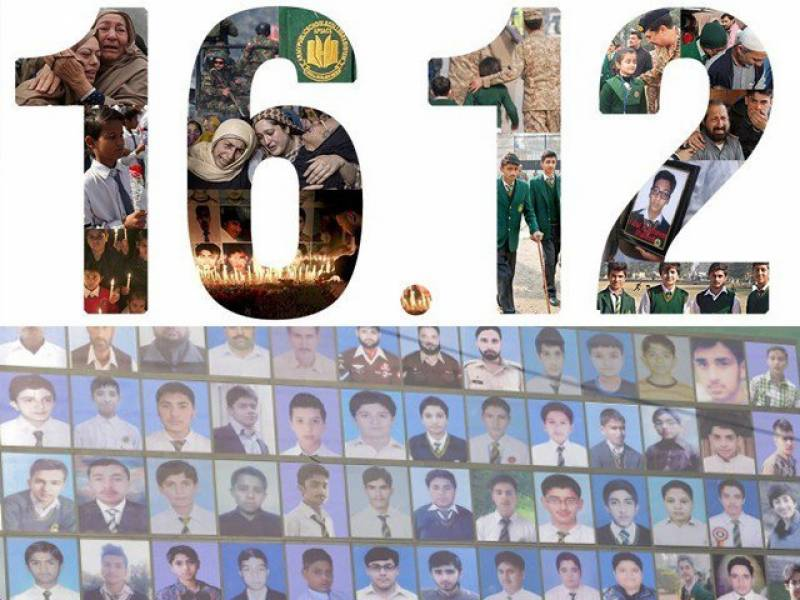 Families of APS martyrs remember them at 3rd anniversary