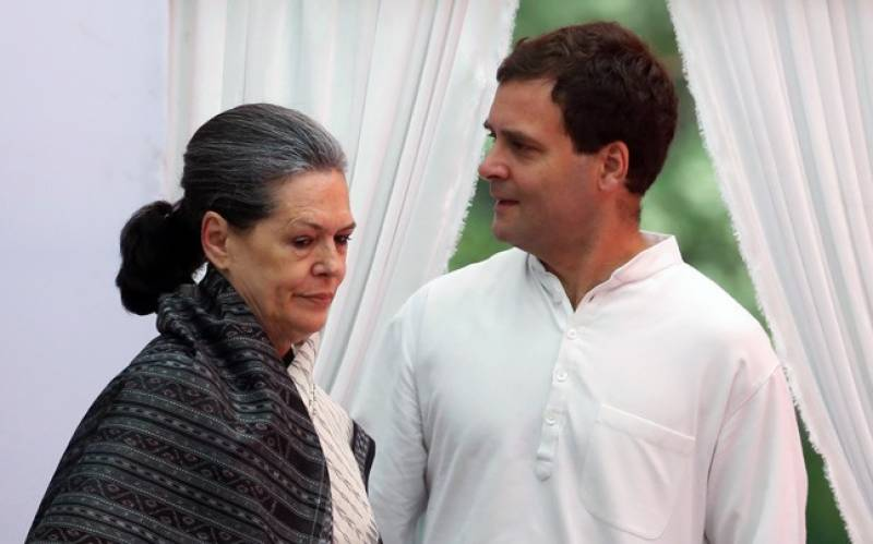 Rahul Gandhi takes over as president of Congress party