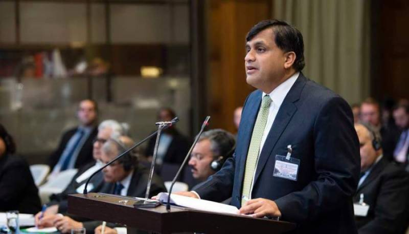 Pakistan fully supports OIC resolution on Jerusalem