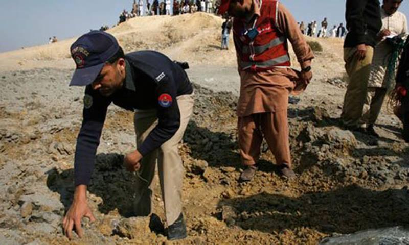 Seven killed, eight injured in Dera Bugti firing, landmine blast