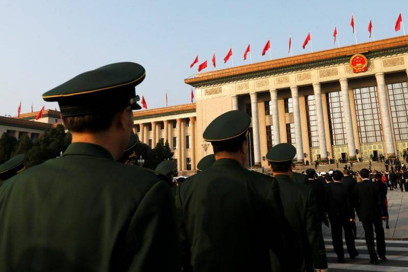 US creating 'sensational hype' over China's military modernisation: ministry