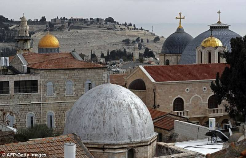 Defying Trump, 128 countries at UN condemn Jerusalem decision