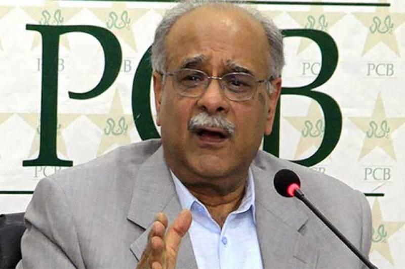 PCB chairman calls on CM Sindh