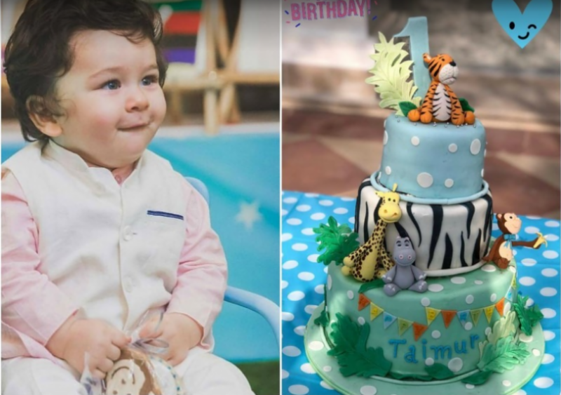 Taimur's birthday gift surprises all, would you like to see!