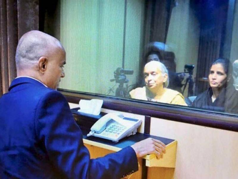 Jadhav confesses to family of being a spy
