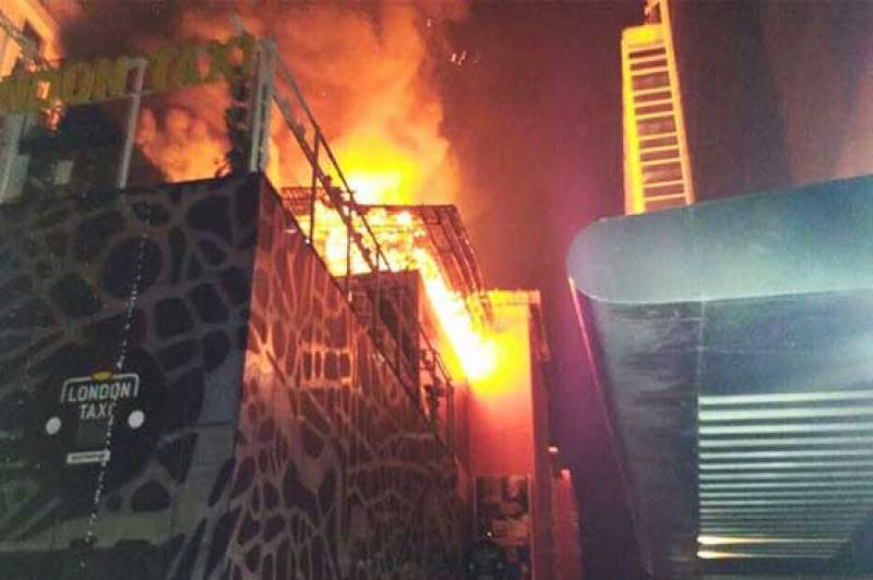 Fire in Mumbai kills at least 15 people