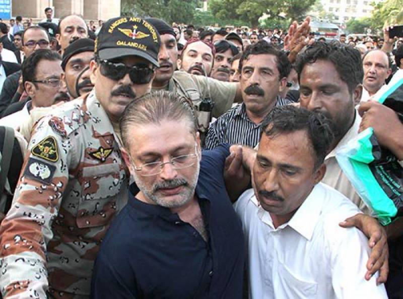 Corruption references: SC rejects Sharjeel Memon's bail plea