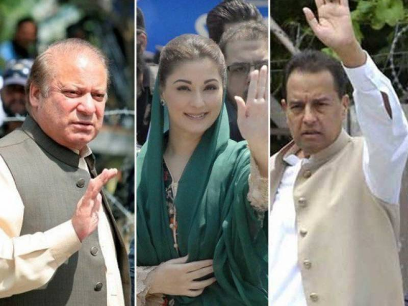 Any evidence of corruption against me is yet to be discovered, says Nawaz
