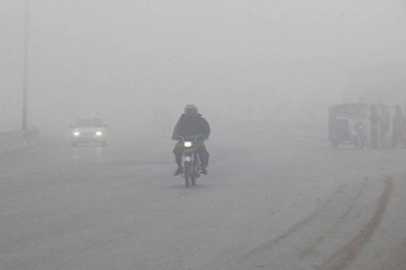 Dense fog engulfs parts of Punjab