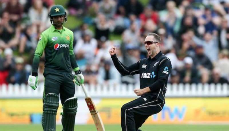 First ODI: New Zealand beat Pakistan by 61 runs on DLS method