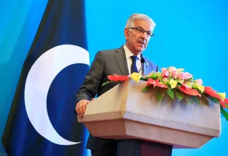 Khawaja Asif decries US as 'friend who always betrays'