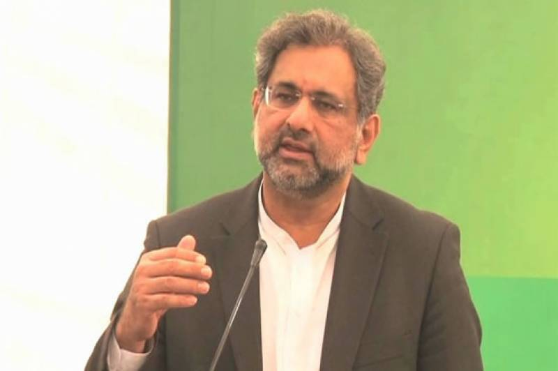 Our government completed conceived projects despite hindrances: PM Abbassi