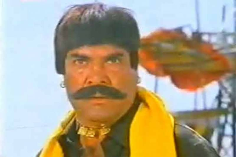 22nd death anniversary of Sultan Rahi today