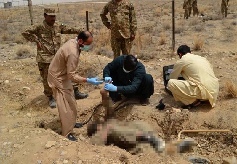 1 soldier martyred, two injured in landmine blast