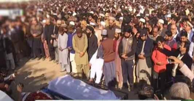 Kasur: funeral offered of two citizens killed in police firing