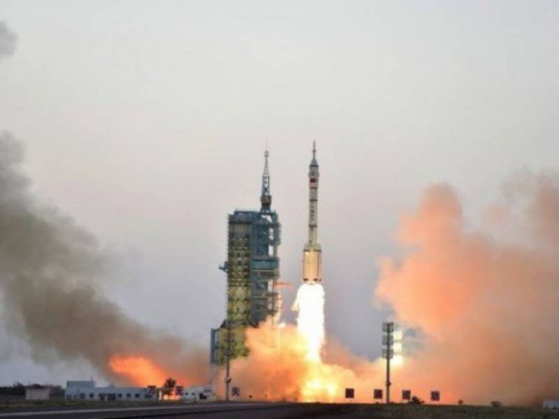 India launches 'highly sophisticated surveillance satellite to keep an eye on borders'