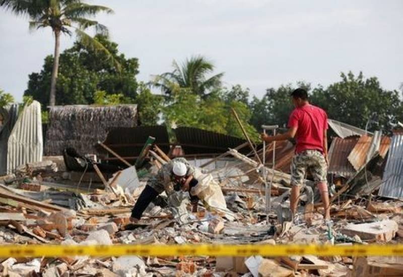 UN Indonesia earthquake plan foresees 47 million affected, 10,000 dead