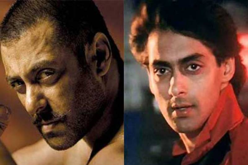 Salman Khan to relive his 'Meine Pyar Kiya' looks in 'Bharat'