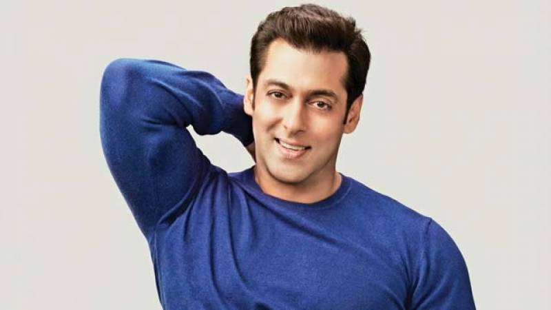 Salman Khan shoots for 'Race 3' title song 'Allah Duhai Hai' amid heavy security