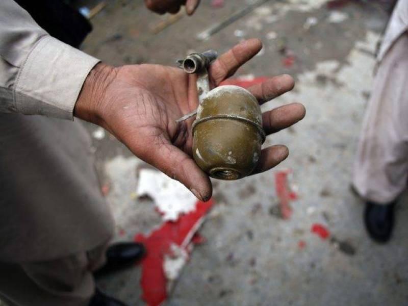 Grenade attack kills one, injures six in Karachi