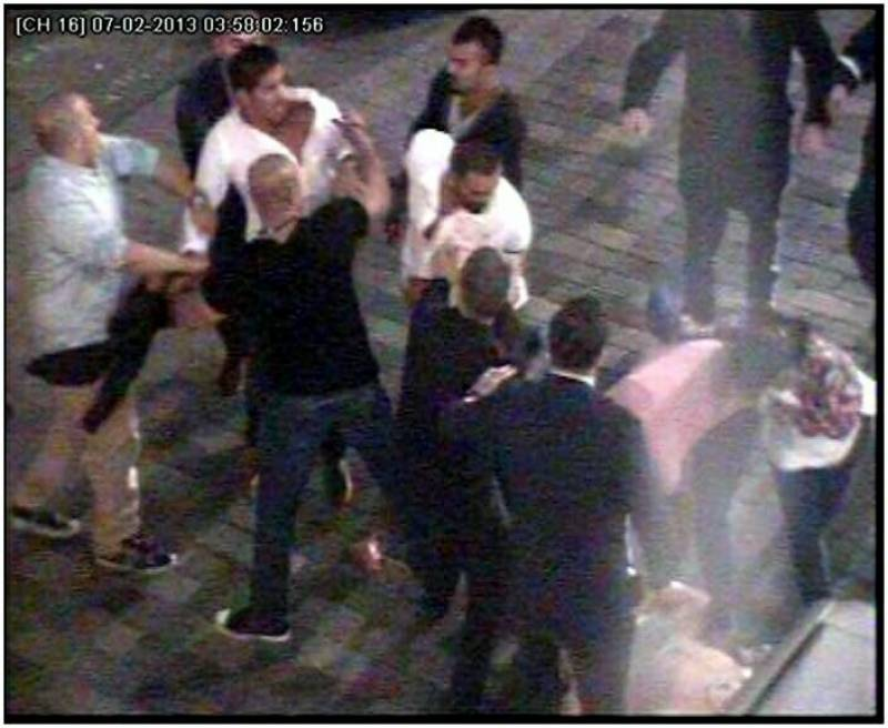 Saudi prince beaten by group outside nightclub
