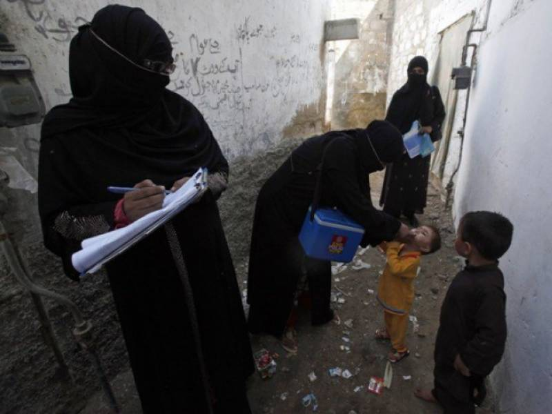 Two female polio workers shot dead in Quetta