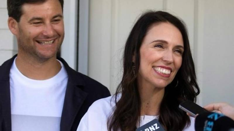 Jacinda Ardern to become first leader to give birth in office since Benazir Bhutto