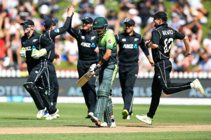 1st T20: New Zealand beat Pakistan by 7-wickets