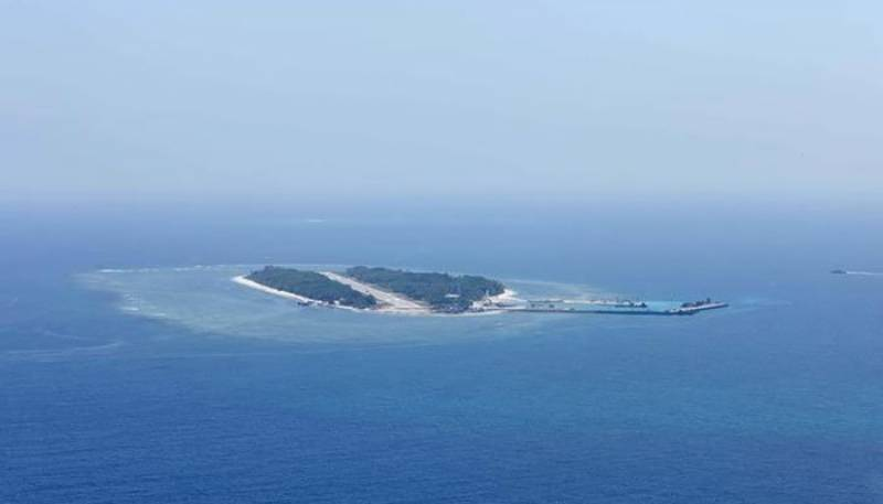 China reacts on US warship violation of South China Sea sovereignty