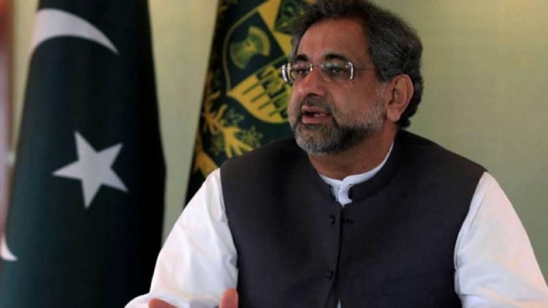 PM Abbasi to represent Pakistan at World Economic Forum