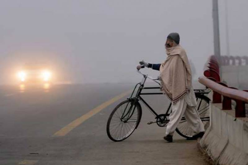 Cold, dry weather to prevail in next 24-hour: Met office