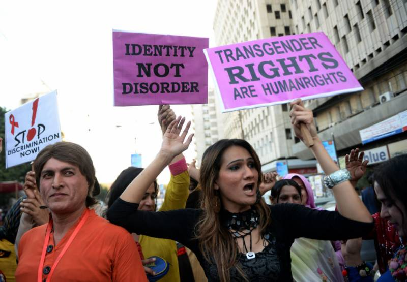 JUI-F senator objects CII's recommendations on recognising transgender people