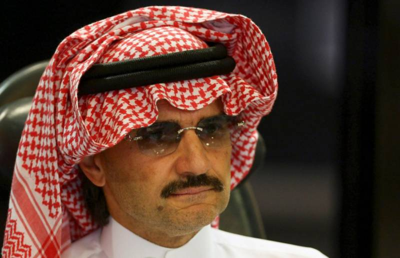 Detained Saudi billionaire Alwaleed confident his troubles will end soon