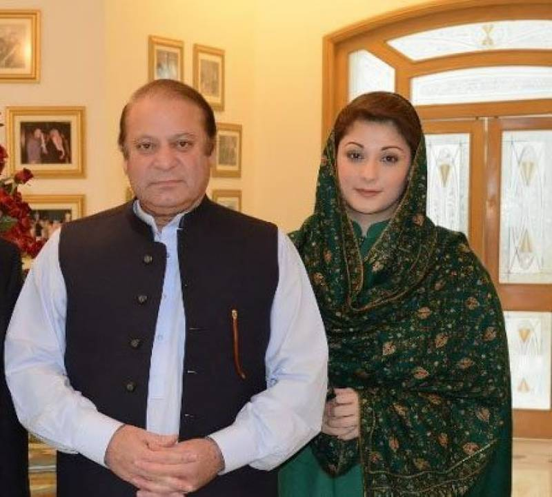 IHC accepts contempt petition against Nawaz Sharif, daughter Maryam