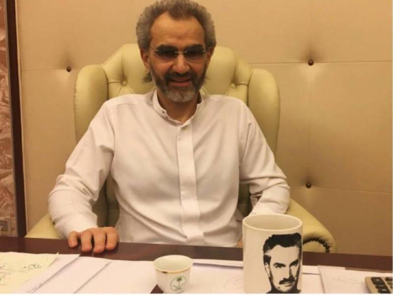 Saudi prince Alwaleed's confinement video goes viral