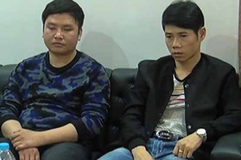 Court sentences two Chinese to one year imprisonment for ATM fraud