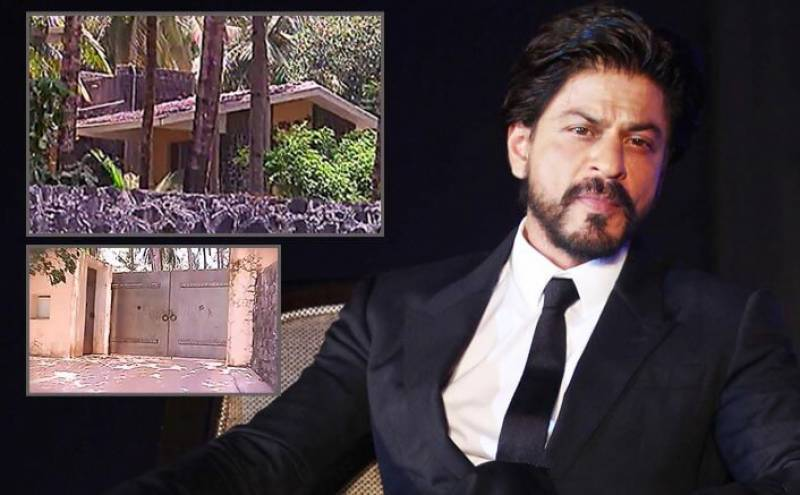 Shah Rukh Khan's farmhouse in Alibag sealed