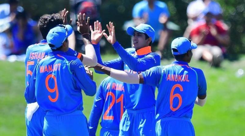 U19 World Cup: India beats Pakistan in 2nd semifinal