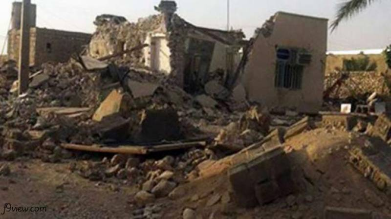 4. 9 magnitude earthquake shakes most parts of Baluchistan