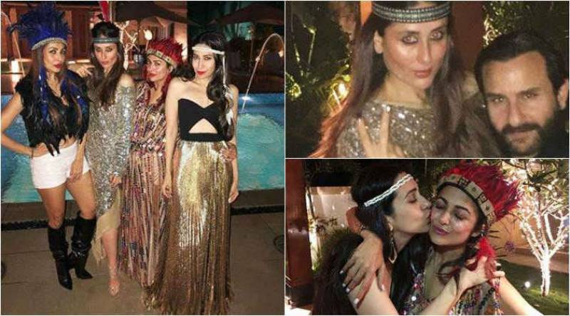 Kareena, Karisma, Malaika, Saif make Amrita Arora's 40th birthday eventful