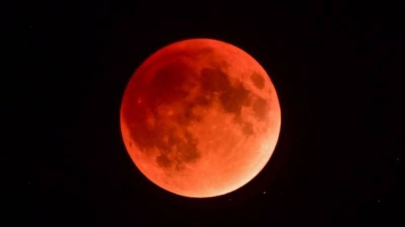 'Super Blue Blood Moon' to appear today in Pakistan