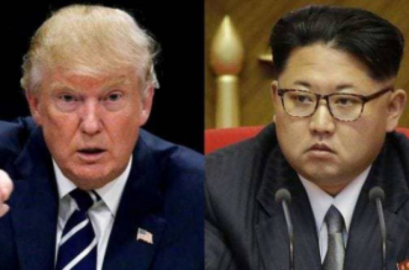 Trump warns Americans of nuclear threat from 'depraved' North Korea