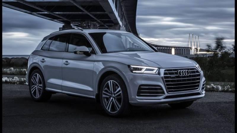 Audi launches Q5 in Pakistan