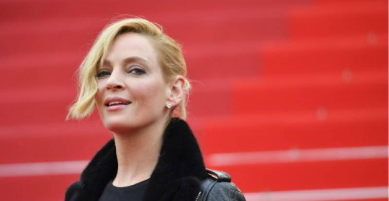 Actor Uma Thurman accuses Harvey Weinstein of sexual assault