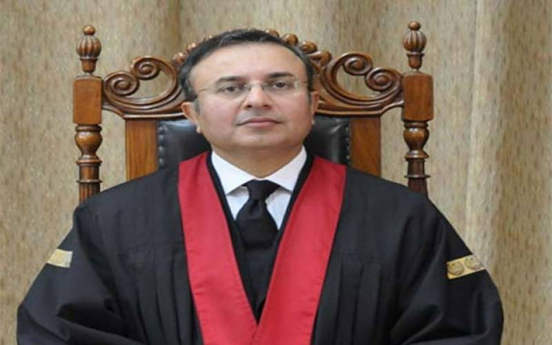 LHC chief Justice Mansoor Ali Shah takes oath as SC judge