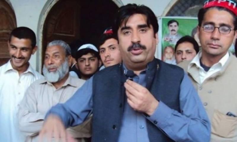 Imran Khan's petition against Ziaullah Afridi dismissed