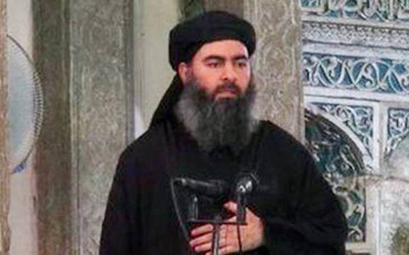 IS leader Abu Bakr al-Baghdadi alive but wounded: Iraqi official